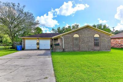 Dickinson Single Family Home For Sale: 4812 32nd Street