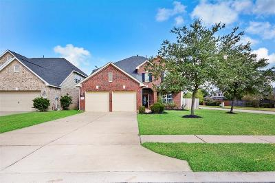 Fort Bend County Single Family Home For Sale: 28202 Helmsman Knolls Drive