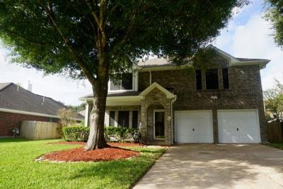 League City Single Family Home For Sale: 1245 Hunter Wood Drive