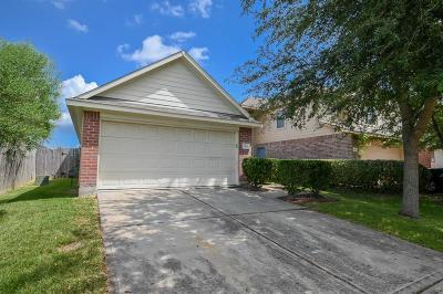 Houston Single Family Home For Sale: 13986 Maximos Drive