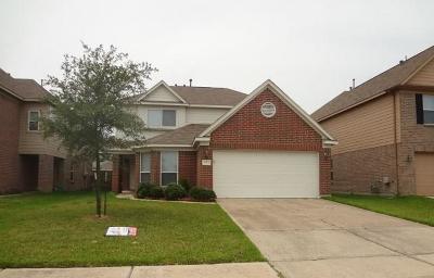 Humble Single Family Home For Sale: 4935 Fair Oak Dale Lane