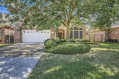 Spring Single Family Home For Sale: 20614 Fairway Meadow Lane