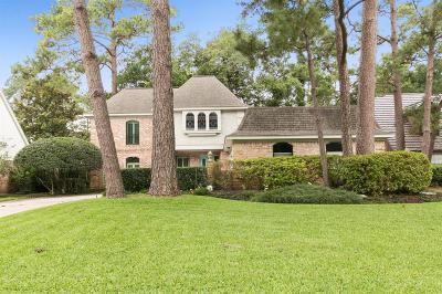 Houston Single Family Home For Sale: 13523 Balmore Circle