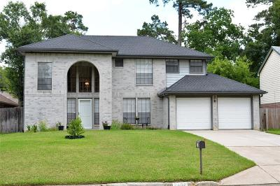 Spring Single Family Home For Sale: 2407 Rolling Glen Drive