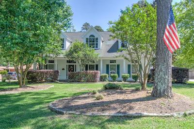 Conroe Single Family Home For Sale: 2308 Cobblecreek Drive