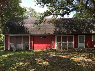 Single Family Home For Sale: 39 County Road 297 Oak Circle Circle