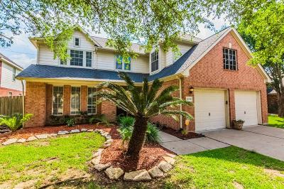 Katy Single Family Home For Sale: 22550 Bristolwood Court