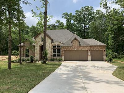 Conroe Single Family Home For Sale: 11053 Shadow View Drive