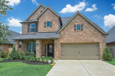 Katy Single Family Home For Sale: 2131 Blossomcrown Drive