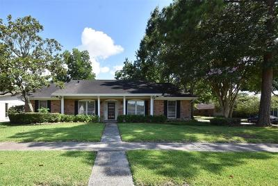 Houston Single Family Home For Sale: 6047 Dumfries Drive