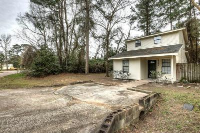 Montgomery Single Family Home For Sale: 16863 W Ivanhoe