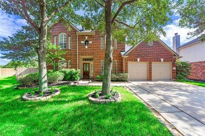 Harris County Single Family Home For Sale: 11102 Desert Springs Circle