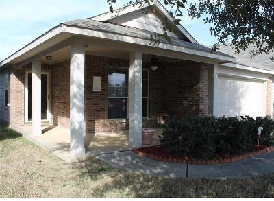 Tomball Single Family Home For Sale: 11714 Pinemeade Lane