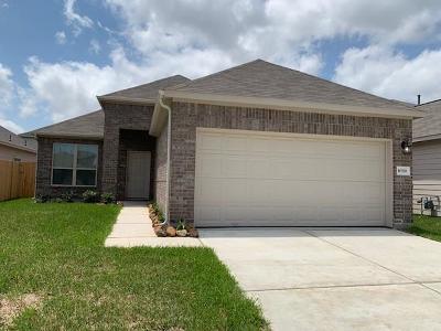 Montgomery County Single Family Home For Sale: 15730 Joe Dimaggio Drive