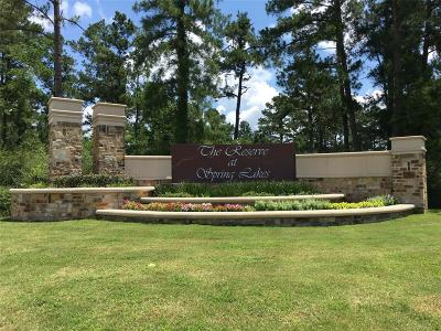 Tomball Residential Lots & Land For Sale: 31034 Spring Lake Boulevard