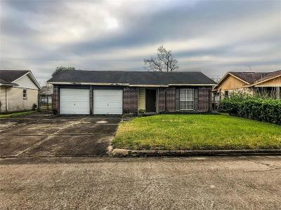 Harris County Single Family Home For Sale: 5014 Dumore Drive