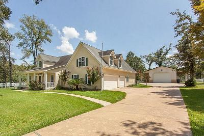 Single Family Home For Sale: 30707 S Holly Oaks Circle
