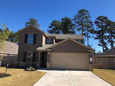 Conroe Single Family Home For Sale: 13950 Nicolet Arbor