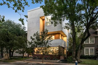 Houston Condo/Townhouse For Sale: 4904 S Shepherd Drive