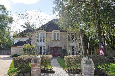 Kingwood Single Family Home For Sale: 2502 Big Cedar Drive