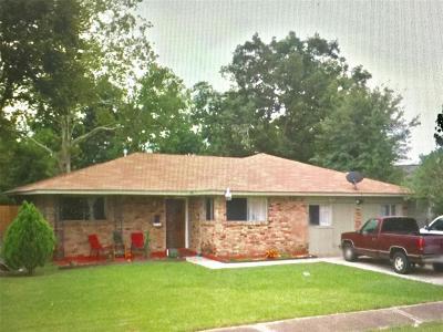Houston Single Family Home For Sale: 814 Eastlake Street
