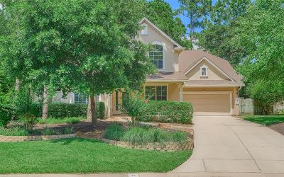 The Woodlands Single Family Home For Sale: 35 Chelsea Bridge Court