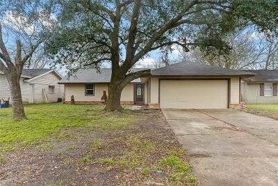 Friendswood Single Family Home For Sale: 16930 Worden Lane