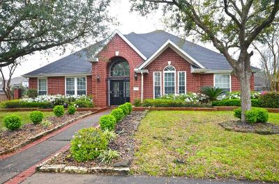 Friendswood Single Family Home For Sale: 1211 Peregrine Drive