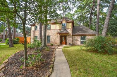 Kingwood Single Family Home For Sale: 2111 Rolling Meadows Drive
