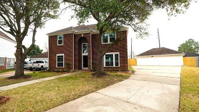 Missouri City Single Family Home For Sale: 2755 Prichard Court