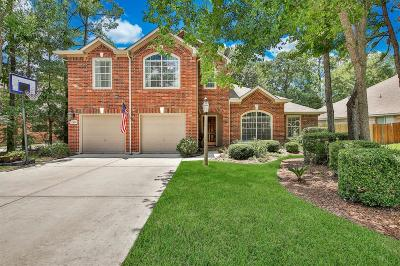 The Woodlands Single Family Home For Sale: 183 S Brooksedge Circle