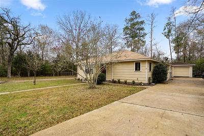 Trinity County Single Family Home For Sale: 5 Top Flite Lane