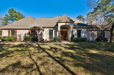 Magnolia Single Family Home For Sale: 28023 Cross Way Oaks