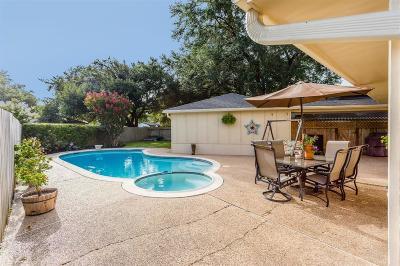 Missouri City Single Family Home For Sale: 3510 Golden Tee Lane