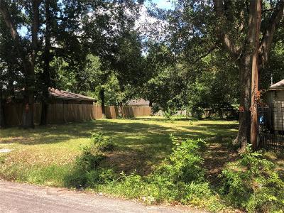 Houston Residential Lots & Land For Sale: 10450 Barnham Street