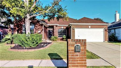 Friendswood Single Family Home For Sale: 16827 Ship Anchor Drive