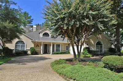 Montgomery Single Family Home For Sale: 72 Hidden Creek Lane