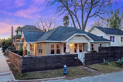 Houston Single Family Home For Sale: 705 Hemphill Street