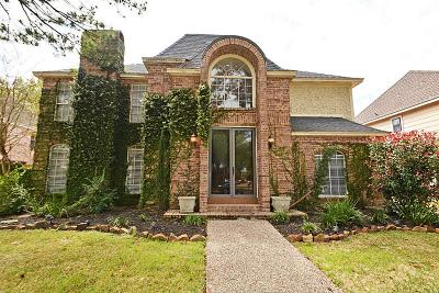 Katy Single Family Home For Sale: 1318 Stependale