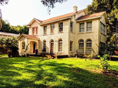 Houston Single Family Home For Sale: 1933 Canterbury Street