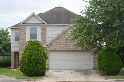 Channelview Single Family Home For Sale: 14807 Peachmeadow Lane
