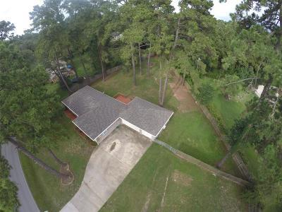Single Family Home For Sale: 23902 Decker Prairie Rosehl Road