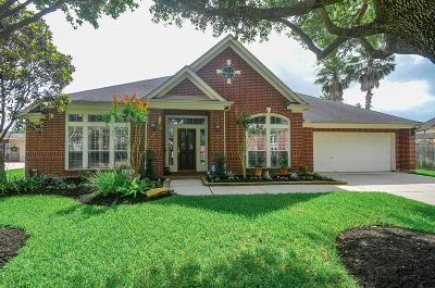 Richmond Single Family Home For Sale: 1747 Lake Charlotte Lane