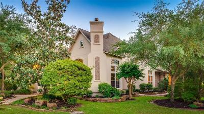 The Woodlands TX Single Family Home For Sale: $900,000