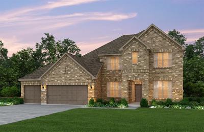 Richmond Single Family Home For Sale: 24807 Montclair Creek Court