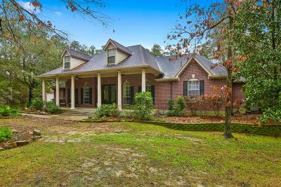 Magnolia Single Family Home For Sale: 5614 Ranch Hill Drive