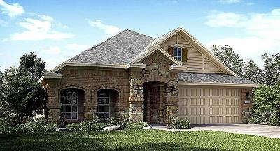 Cypress TX Single Family Home For Sale: $255,040