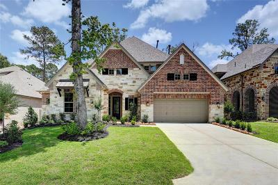 The Woodlands TX Single Family Home For Sale: $610,088