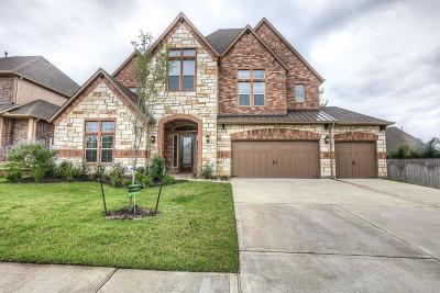 Conroe Single Family Home For Sale: 910 Hunter Ridge