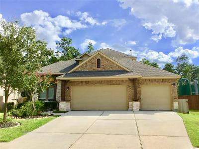 Conroe Single Family Home For Sale: 114 Autumn Forest Lane